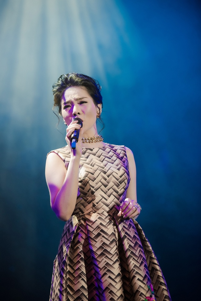 Le Quyen khong dam nhan nu hoang nhac xua anh 3
