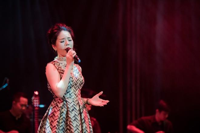 Le Quyen khong dam nhan nu hoang nhac xua anh 2