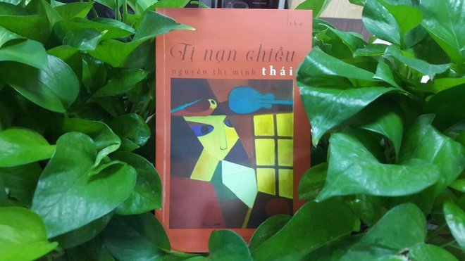 Nguyen Thi Minh Thai: 'Tho la than ho menh cua doi toi' hinh anh 2