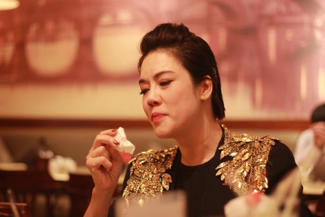 Thu Phuong: 'Toi khong thich anh Dung benh minh tren mang' hinh anh 1