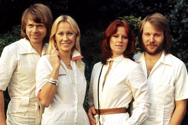 Nhom nhac huyen thoai ABBA du dinh tai hop vao nam 2018 hinh anh