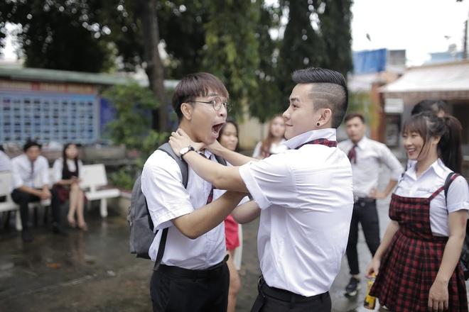 Cac hot teen tham gia tap dac biet phim 'Suu nhi' hinh anh 1