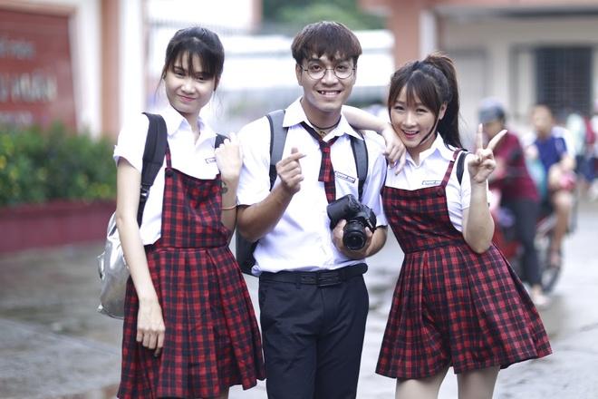 Cac hot teen tham gia tap dac biet phim 'Suu nhi' hinh anh 2