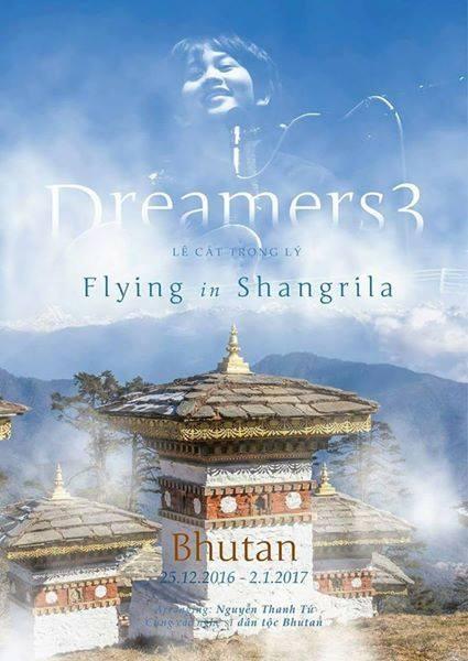 Le Cat Trong Ly mang 'Dreamers 3' den Bhutan hinh anh 2