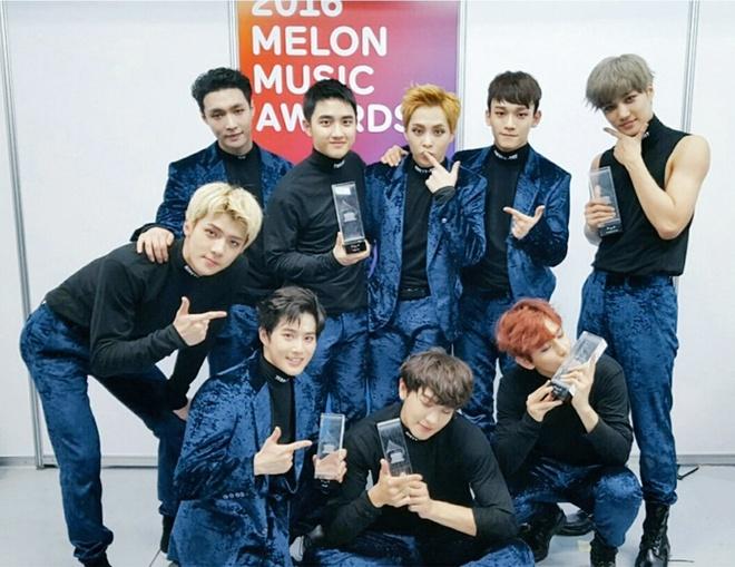 2016 Melon Music Award: Tranh cai ve Album cua nam hinh anh