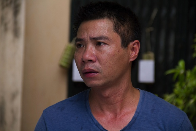 20 nam lam nghe, Cong Ly van chua co nha rieng o Ha Noi hinh anh