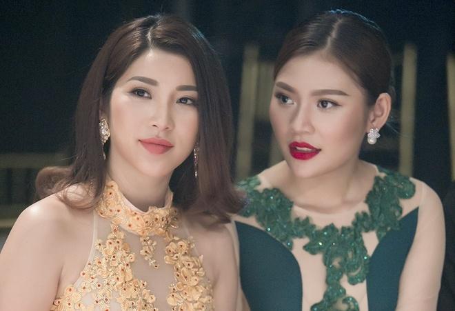 Huyen Thanh than thiet voi dien vien 'Zippo, mu tat va em' hinh anh