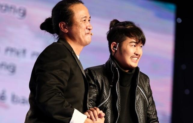 Suc hut bat ngo cua Le Minh Son trong Sing My Song hinh anh