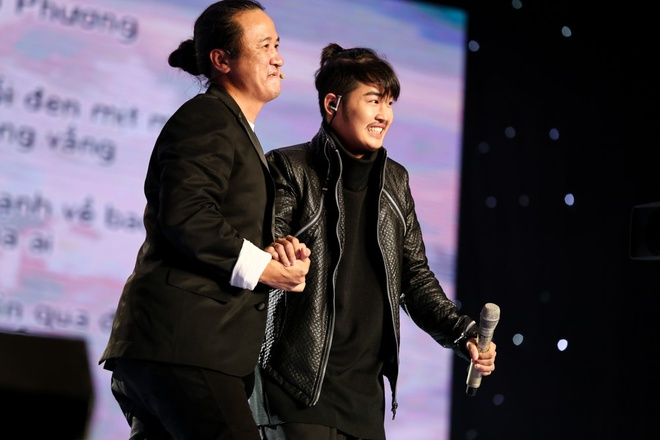 Suc hut bat ngo cua Le Minh Son trong Sing My Song hinh anh 3