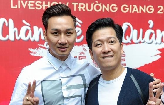 Thanh Trung phat ngon gay tranh cai trong show Truong Giang hinh anh