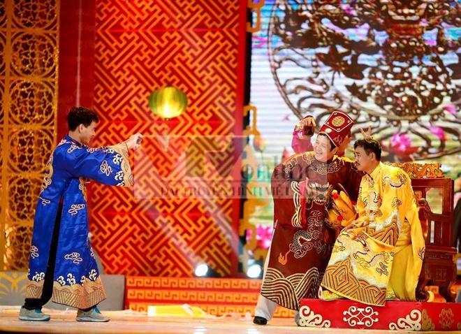 Chi Trung co the khong tham gia Tao quan 2017 hinh anh 1