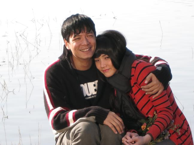 Trang Nhung tiep tuc vao vai osin trong phim moi hinh anh