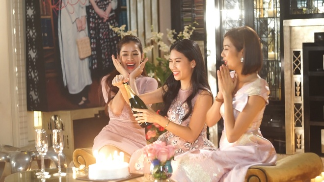 Toc Tien, Chi Pu, Hari Won dinh nghia lai ve sinh nhat hinh anh 1