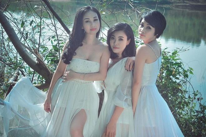 Nhom Con gai: 'Chung toi co huong di khac MTV' hinh anh 2