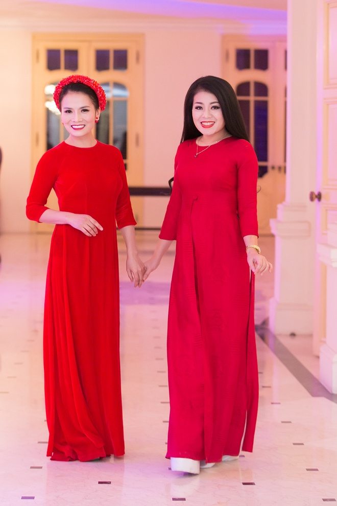 Hoai Anh co vu Thanh Le hat ca Hue anh 3