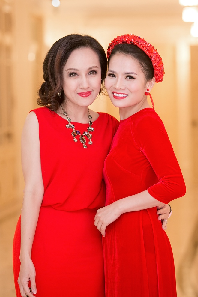 Hoai Anh co vu Thanh Le hat ca Hue anh 1