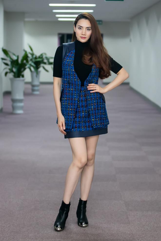 Trang Nhung noi ve me chong anh 1
