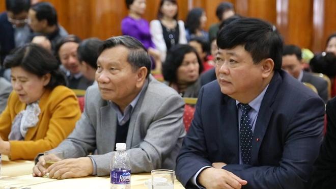 Hoi Xuat ban trao giai thuong Sach Viet Nam 2016 hinh anh 1