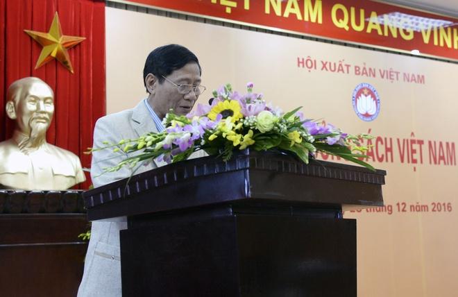 Hoi Xuat ban trao giai thuong Sach Viet Nam 2016 hinh anh 3