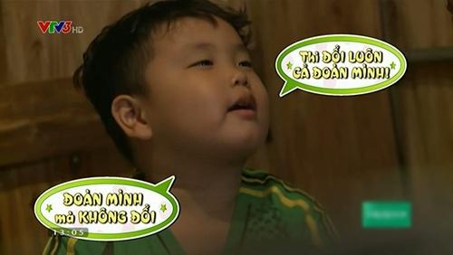 Cong dong mang thich thu Bi Beo hat nhep 'Ong ba anh' hinh anh 1