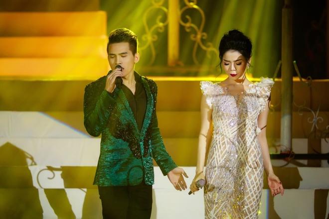 Le Quyen song ca an y voi Duong Trieu Vu tai Ha Noi hinh anh 6