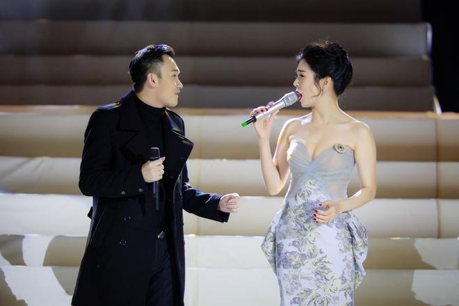 Le Quyen song ca an y voi Duong Trieu Vu tai Ha Noi hinh anh 7