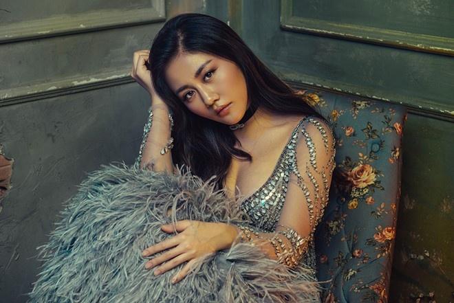 Van Mai Huong hop tac voi Chau Dang Khoa trong album moi hinh anh 1