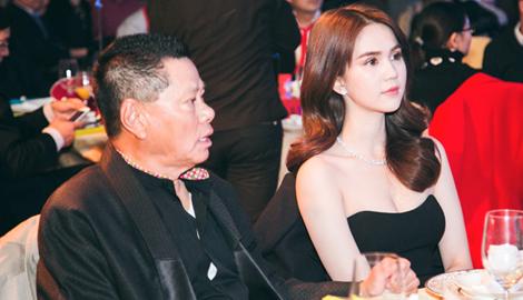 Chieu tro 'Son Dong mai tinh' Hoang Kieu - Ngoc Trinh hinh anh