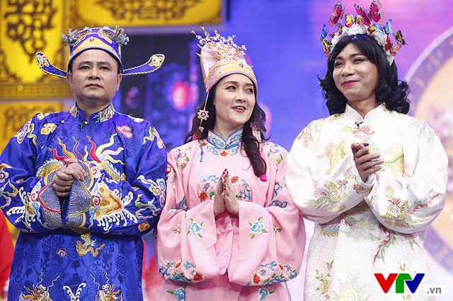 Dan Tao Quan cung tham gia show dien chao nam con ga hinh anh 1