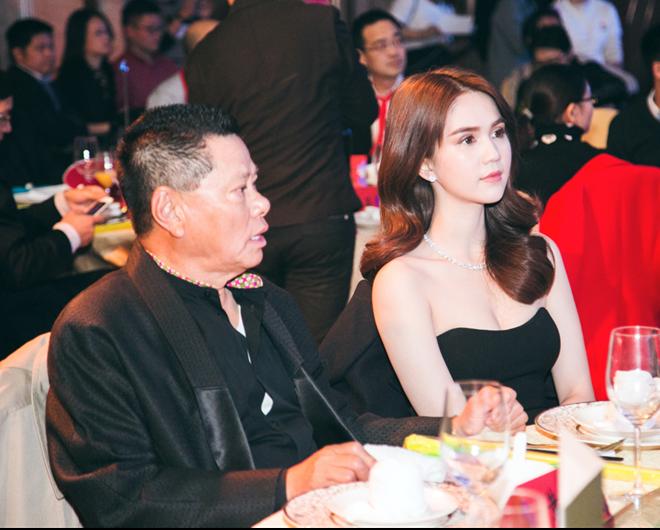 Chieu tro 'Son Dong mai tinh' Hoang Kieu - Ngoc Trinh hinh anh 3
