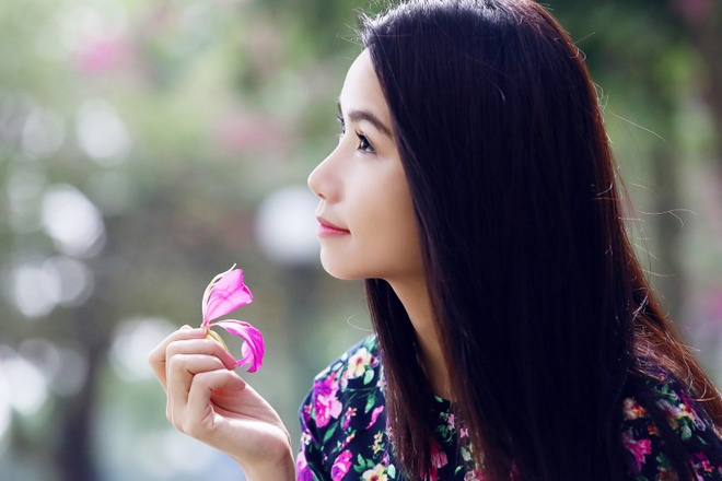 Luong Giang chia se ve Tet anh 2