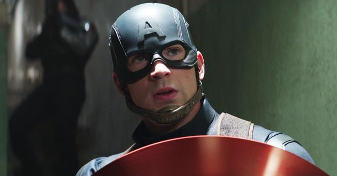 Chris Evans: 'Loi cuoi cua Captain America rat ngo ngan' hinh anh