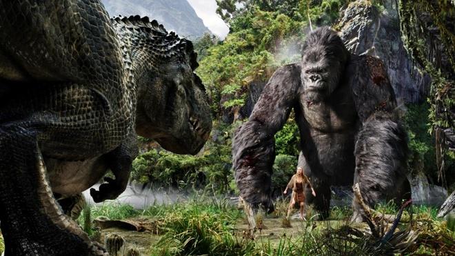 canh trong phim King Kong anh 1