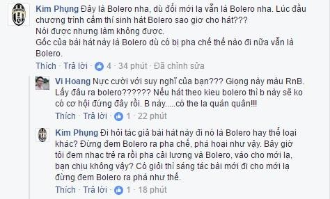 Tranh cai viec The Voice loai bolero van co 'Thanh pho buon' hinh anh 2