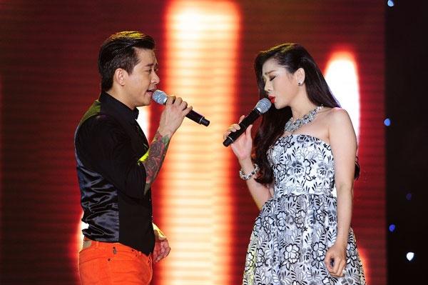 Tuan Hung song ca Le Quyen anh 1