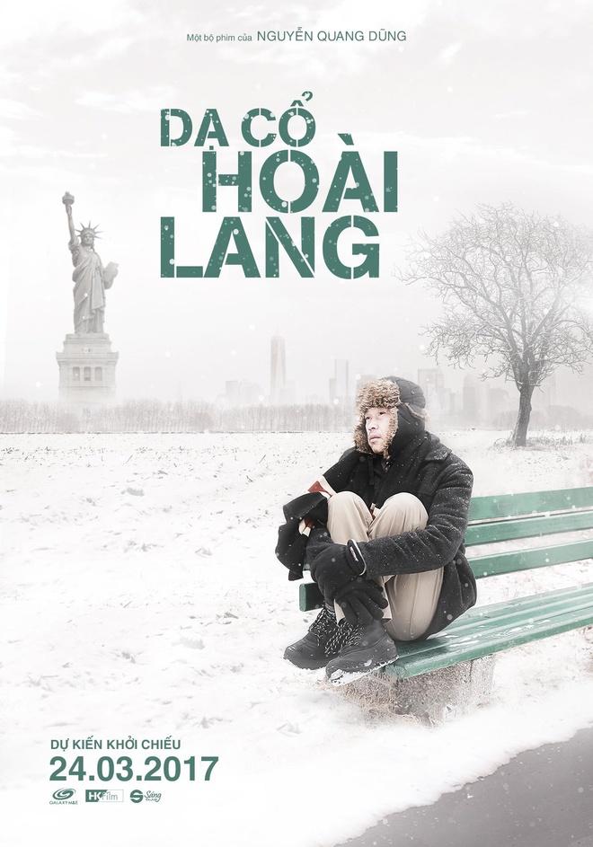 Hoai Linh co don giua tuyet trang trong 'Da co hoai lang' hinh anh 1