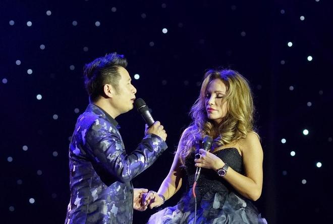 Thanh Ha hoi ngo Bang Kieu, Hong Nhung trong dem nhac Trinh hinh anh 2