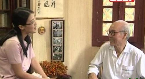 Ong Bang cua phim 'Mua la rung' anh 1