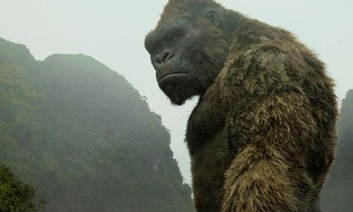 Mo hinh 3D khi Kong o pho di bo ho Hoan Kiem khong phai la tuong hinh anh