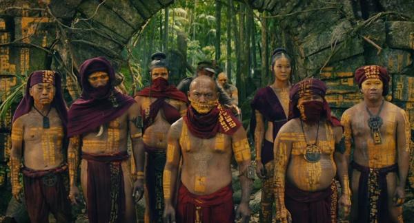 Tho dan Viet trong 'Kong': Dien vien Hollywood rat hoa dong hinh anh 2