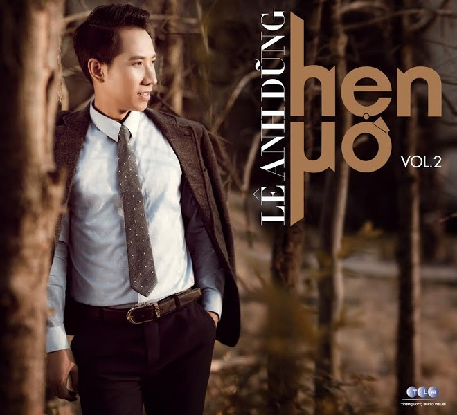 Le Anh Dung ra album moi anh 1