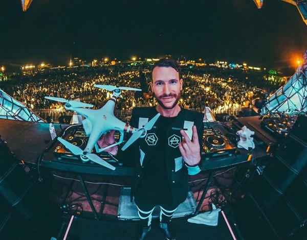 Top 15 DJ the gioi den Ha Noi tham gia nhac hoi EDM hinh anh 1