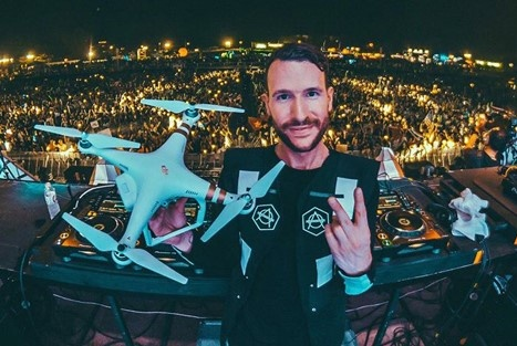 Top 15 DJ the gioi den Ha Noi tham gia nhac hoi EDM hinh anh
