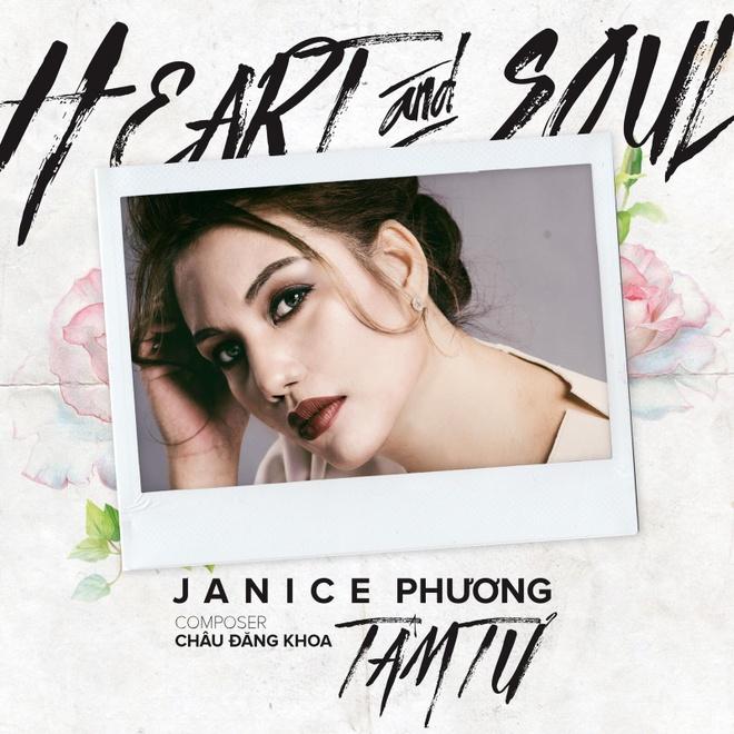 Janice Phuong ra ca khuc moi anh 2