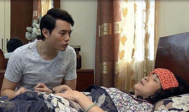 'Song chung voi me chong' tap 7: Ba Phuong gia om ngan Thanh ve que vo hinh anh