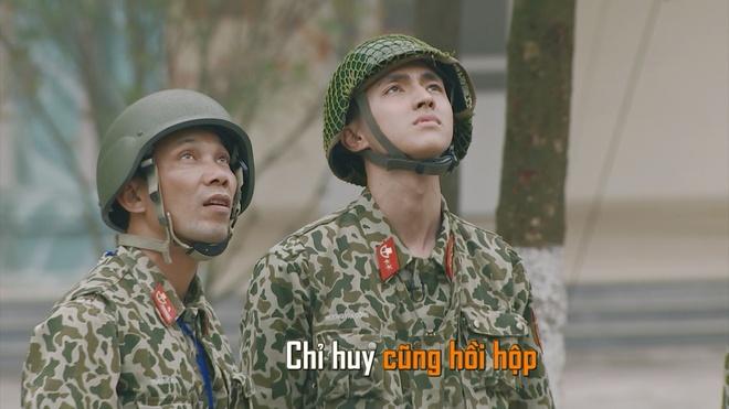 Binh An, Quoc Thien duoc binh bau la chien si tieu bieu trong quan ngu hinh anh 1