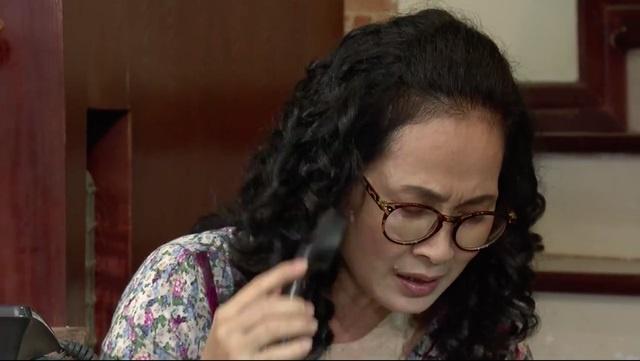 'Song chung voi me chong' tap 11: Ba Phuong khong cho Van tranh thai hinh anh 1