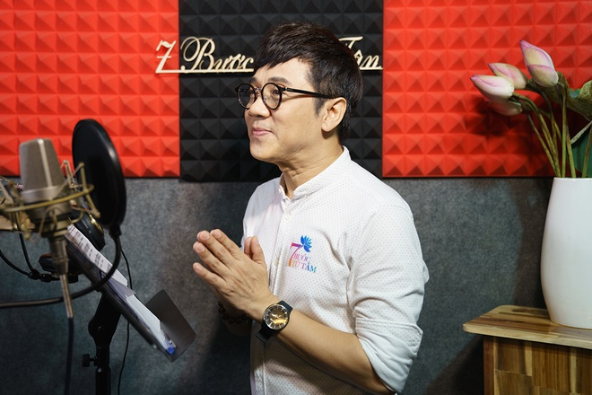 Thanh Loc, Kieu Trinh cung tham gia MV mua Phat Dan hinh anh