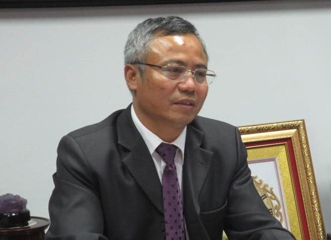 Dieu chuyen ong Nguyen Dang Chuong ve Van phong Bo Van hoa tu 1/6 hinh anh