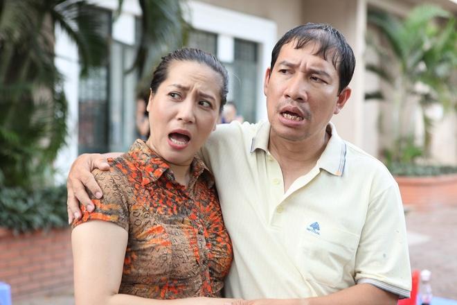 Phim hai co Quang Thang se tiep song 'Song chung voi me chong' hinh anh